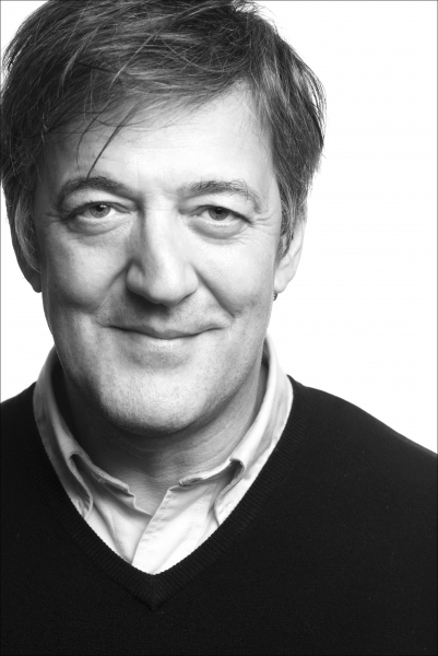 Stephen Fry supports the Look No Hands! campaign