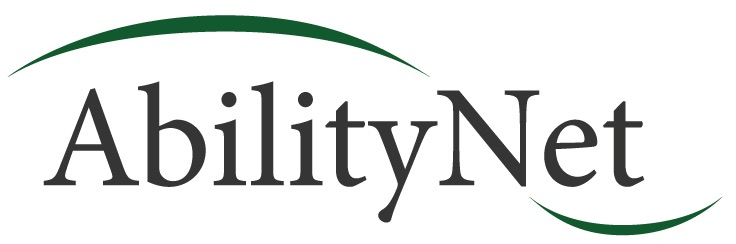 AbilityNet. Adapting Technology. Changing Lives.
