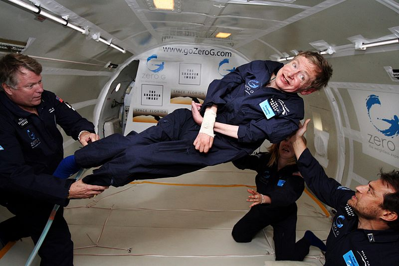 Prof Stephen Hawking is perhaps the best known example of the power of technology to transform the lives of disabled people.