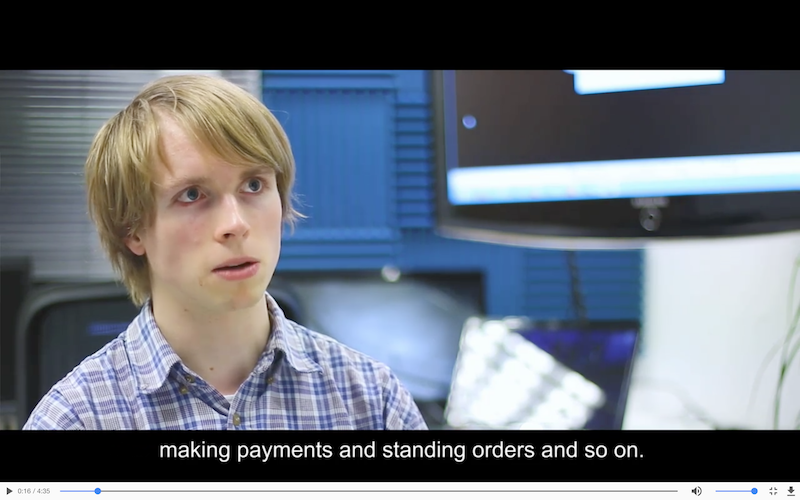 How AbilityNet conducted the testing for Barclays Online Banking