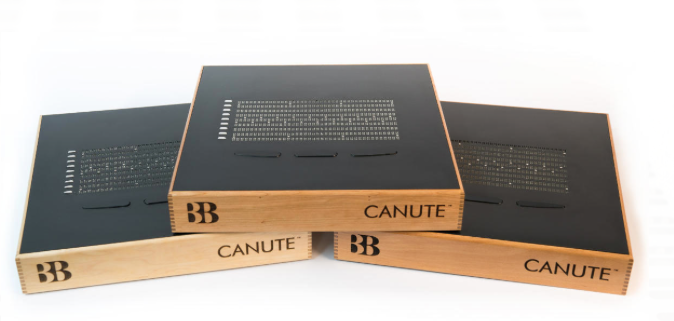 image of the Canute Braille e-reader