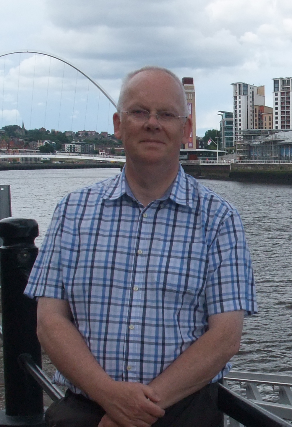 AbillityNet volunteer Colin Hill