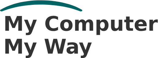 My Computer My Way logo