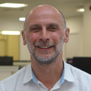 Photo of Mark Walker, Head of Marketing and Communications at AbilityNet