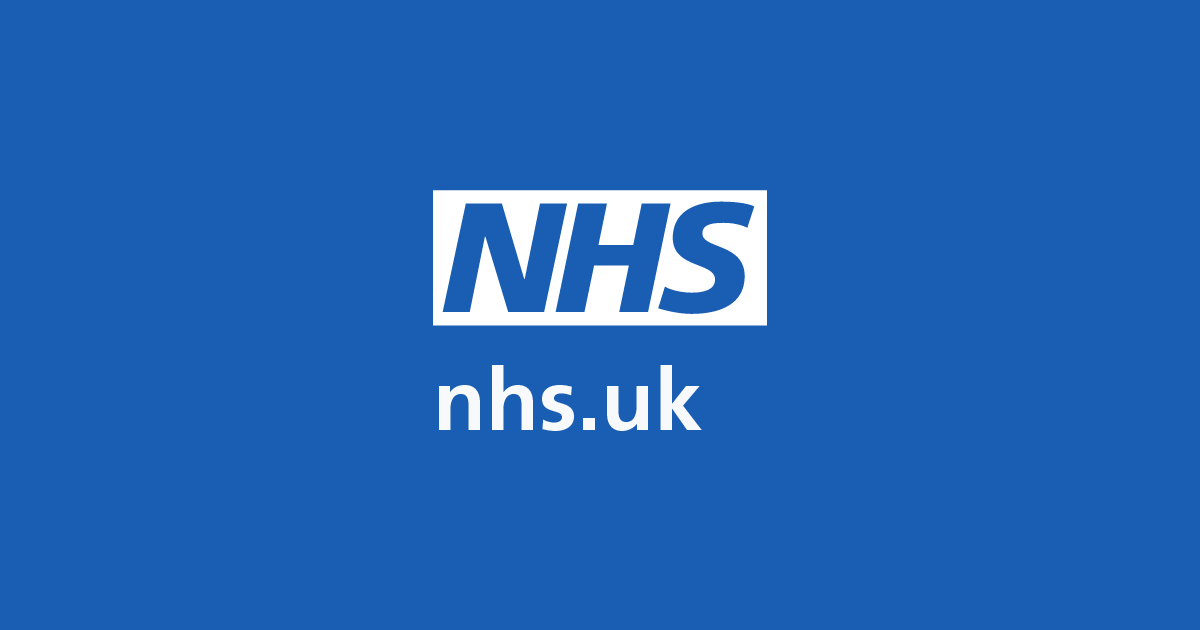 NHS.uk logo