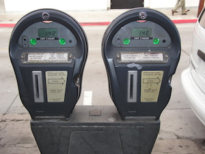 Parking meters could soon be a thing of the past