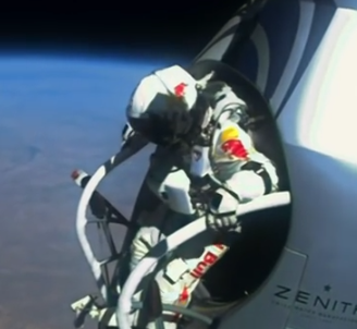 Felix Baumgartner missed out on of his world records because of a problem that could have been solved with inclusive design