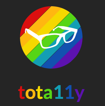 Totally logo