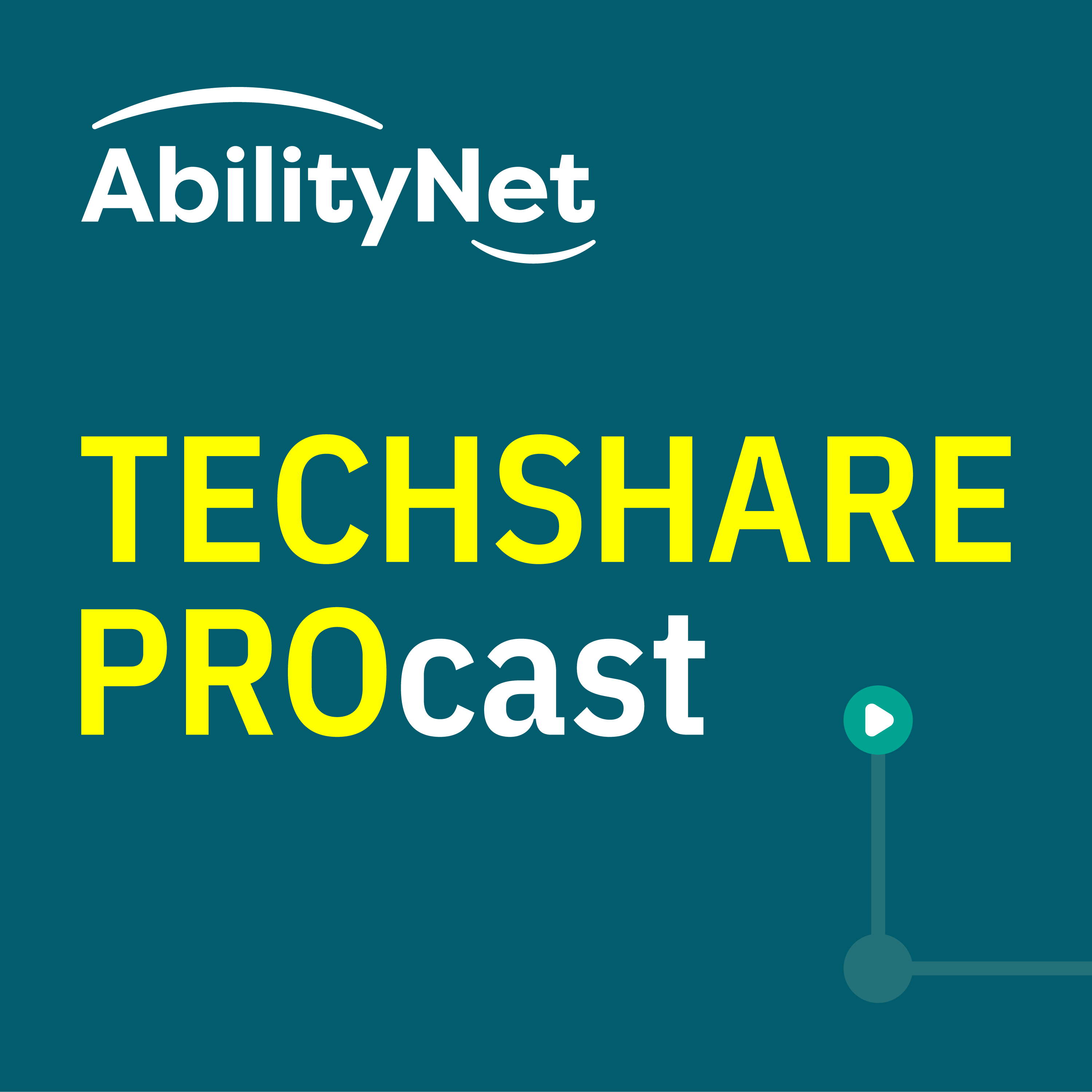 AbilityNet's The TechShare Procast