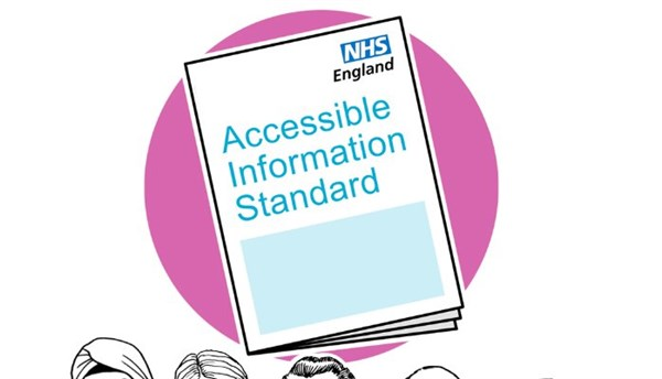 The Accessible Information Standard is legal requirement for NHS health and social care providers