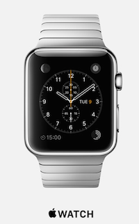 Apple Watch is released in March 2015