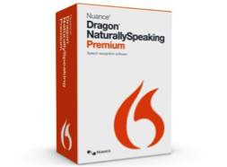 Dragon Naturally Speaking is one of many specialist voice recognition packages on the market