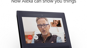 The recently announced Amazon Show will include a screen