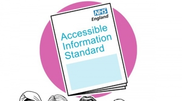 How can digital tech help disabled people access their health information?