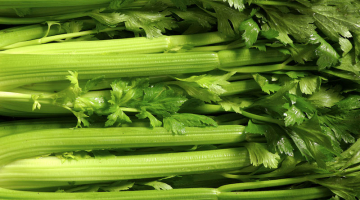 How would you react if you were given a stick of celery to play a round of golf?