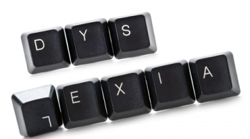 The word dyslexia spelled out in computer keypads © Leerodney Avison | Dreamstime.com