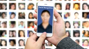 facebook facial recognition photo
